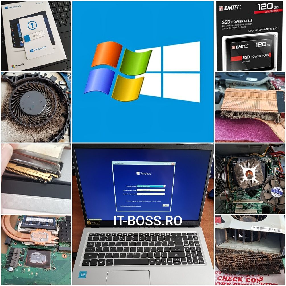SSD M2 Sata + Windows