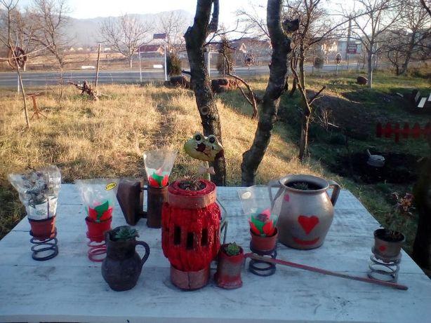 Flori de vanzare in ghiveci personalizat