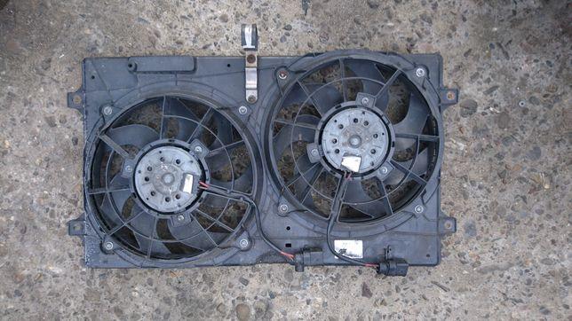Electroventilator / ansamblu ventilator ventilatoare vw sharan 1.9 tdi