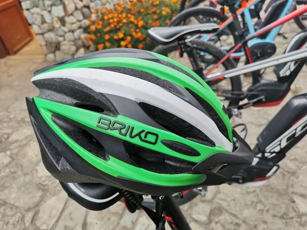 Casca ciclism, bicicleta, Briko Shire