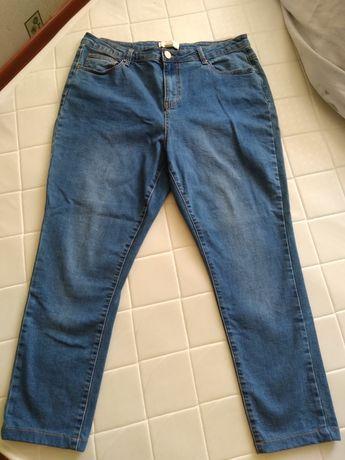 Новые светлые джинсы