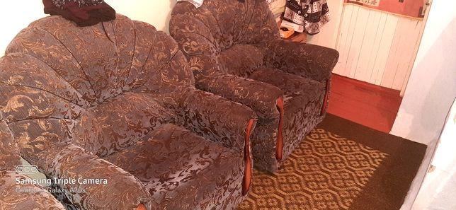 Диван и х2 Кресла