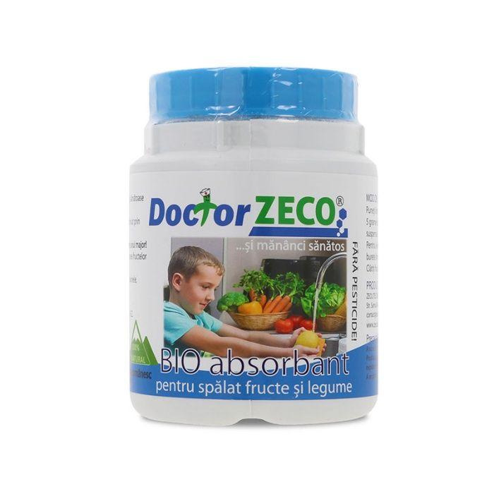 Doctor Zeco – BIO Absorbant Pentru Decontaminarea Fructelor si Legumel