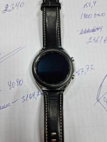 Смарт часы Samsung watch 3 в отличном состоянии