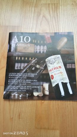 Catalog A10- Artmark-licitatiile 30 ianuarie - 4 februarie 2020.