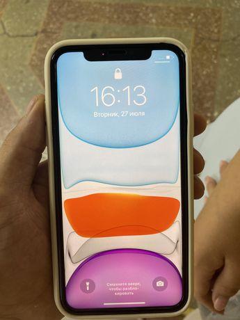 Продается айфон 11 почти новый