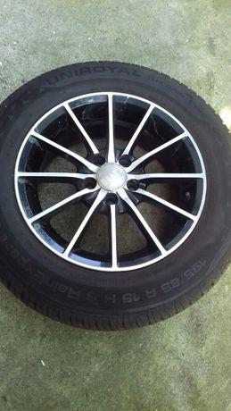 Джанти Carre използвани на Audi A3(8L)