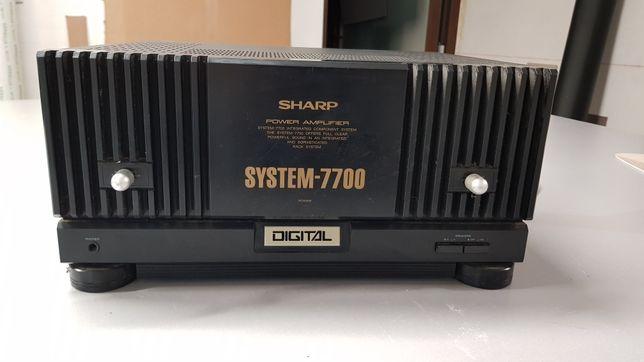 Amplificator 2x400W MODIFICAT
