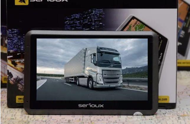 Gpa camion cu harti si program - full Europa- garantie