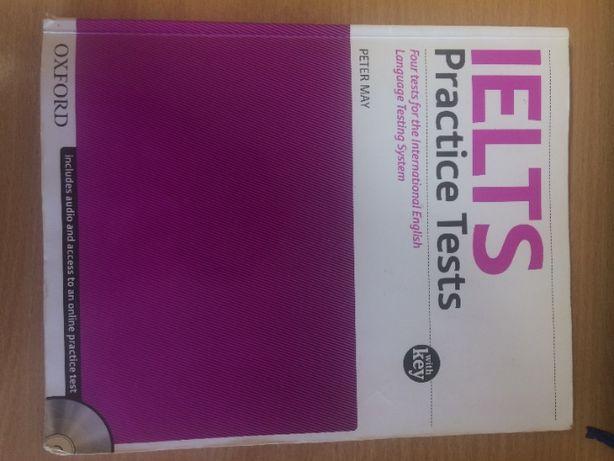 Книги по подготовке к IELTS