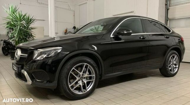 Mercedes-Benz GLC Coupe Mercedes Benz GLE 43 4M Coupé AMG Night LED Pano Airm. Comand