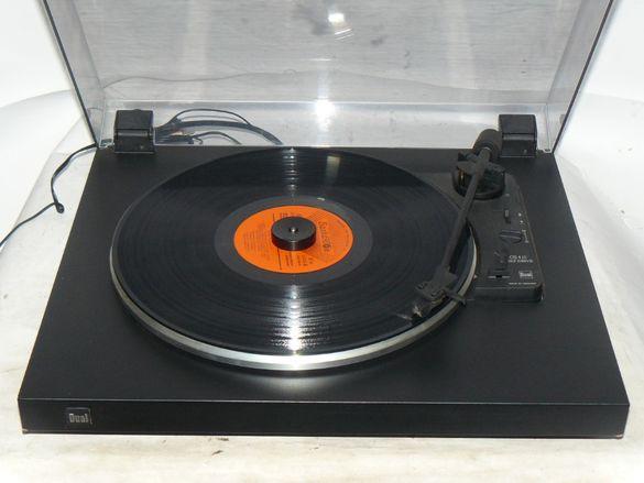 Качествен грамофон Dual CS-410