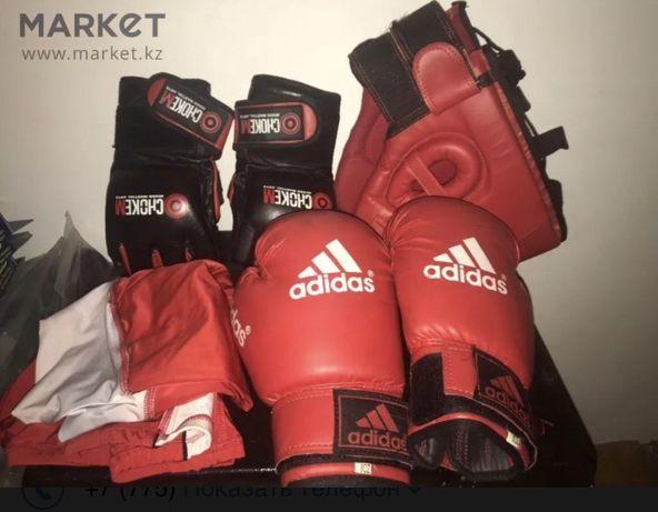 Продам боксёрские перчатки!!!