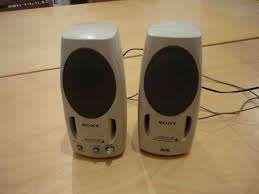 boxe PC/laptop Sony SRS-PC45