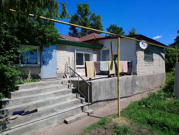 Дом частный кирпичный