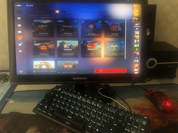 Настольный компьютер (пк, компьютер)