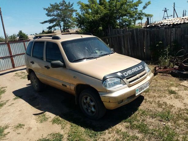 Продам Niva Chevrolet