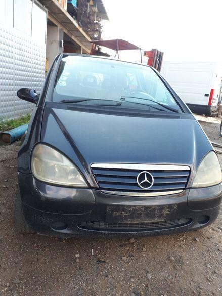 Мерцедес А160 Mercedes A Class A160 на части