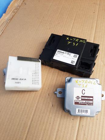 Modul/Calculator confort/airbag/alarma Nissan X-trail T31