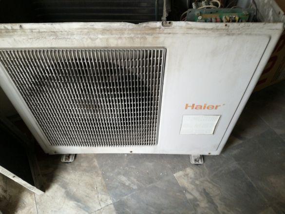 Климатик Haier за  части + ДУ
