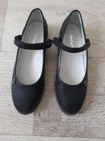 Обувь на девочку 35 размера