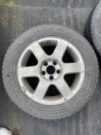 4 бр. джанти 15 с гуми за Ауди или Фолксваген