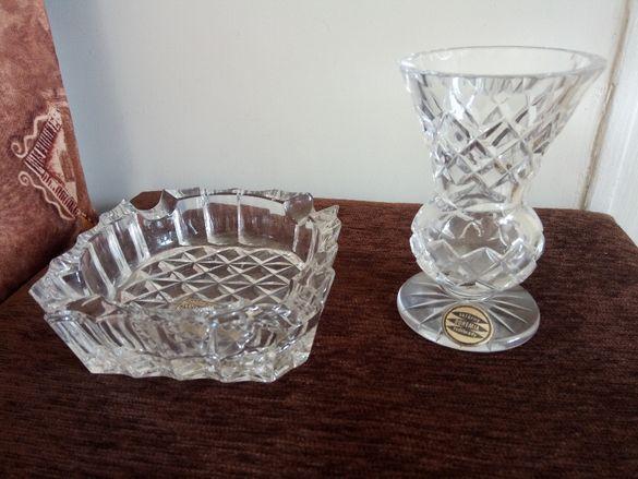 Оригинал винтидж чешки кристал Бохемия