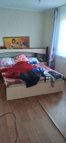 Продам кровать и шкаф за 60000тг