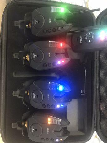 Vând set senzori 4 + 1 EastShark