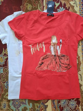 Последние 3 футболки цена 3000тг.