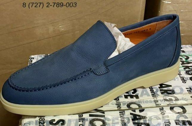 SANTONI оригинал обувь мужская Италия