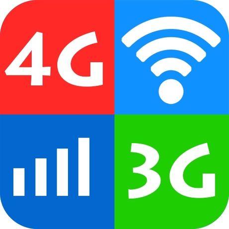 Интернет 3G 4G LTE подключение по ВКО. Усилители связи и интернета!