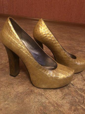 Продам туфли фирмы Malino Vicini б/у в хорошем состоянии