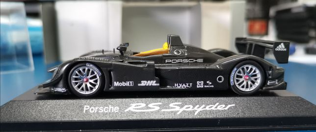 Macheta Porsche RS Spyder 1/43 Minichamps