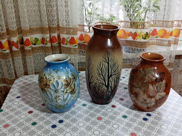 Продам вазы для цветов