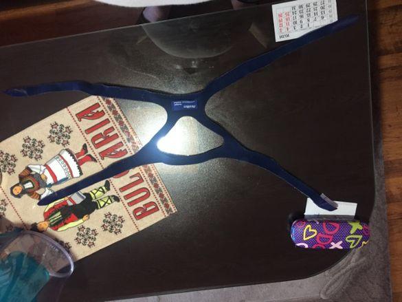Гумен маркуч за въздух за ЦИПАП апарат и ластик за маска