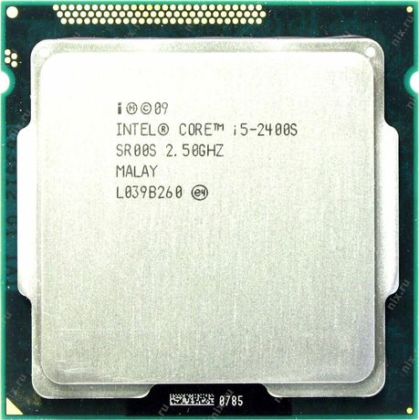 Процессор intel core i5 2400s 4шт.