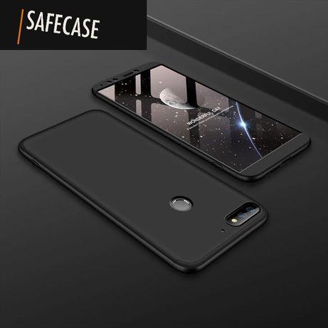 ‼️ Кейс 360 градуса Huawei P20 P10 P9 P8 Lite Y5 Y6 Y7 Mate Honor 8 7A