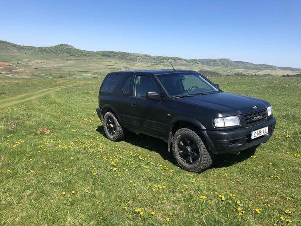 Opel Frontera 2002 Autoutilitara