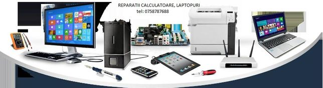 Reparatii calculatoare, laptop