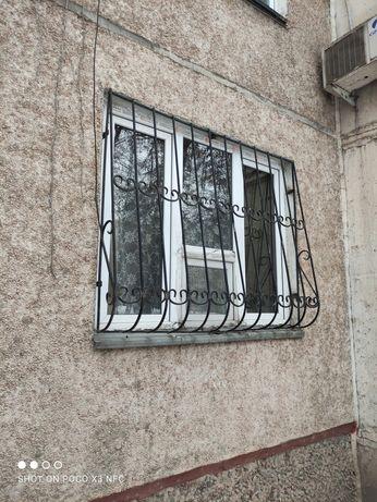 Решетки в Алматы металлические на окна