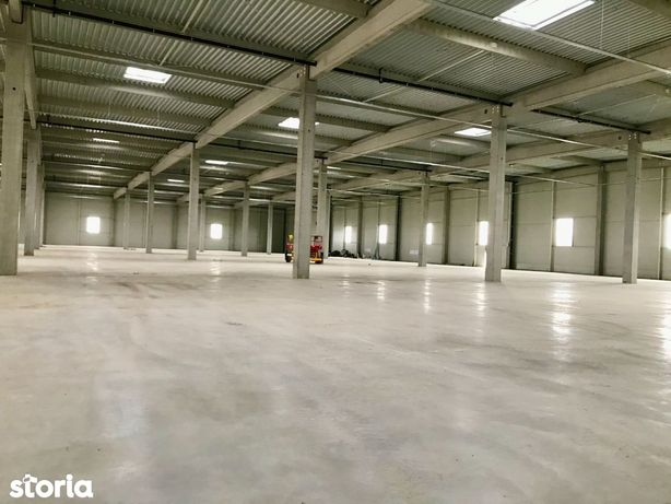 COMISION 0 / Hala noua/ Logistica / Productie / 4500mp / 9000 mp
