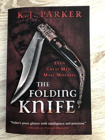 The folding knife book