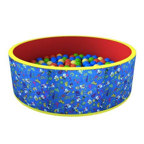 Сухой бассейн «Веселая поляна» + 100 шариков