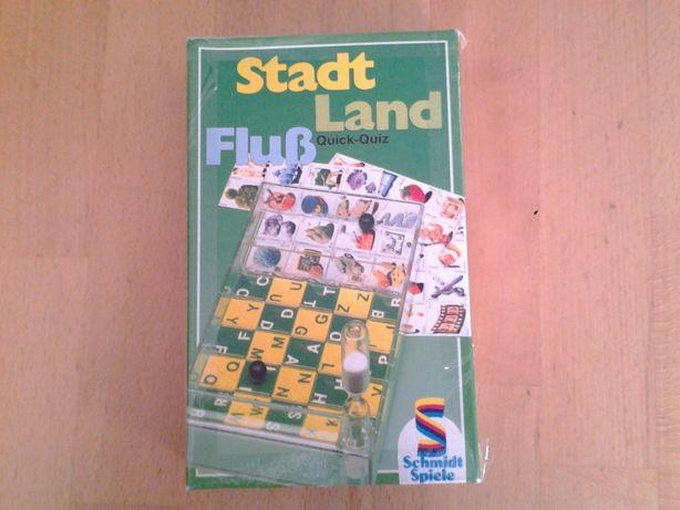 Stadt Land Quick Quiz Joc interactiv pentru copii +8 - 88 ani