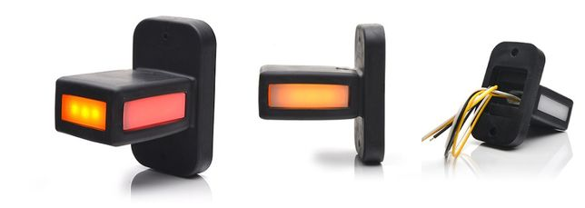 gabarit neon l 5280 stanga /dreapta cu semnalizare