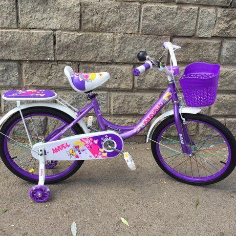 Новые детские велосипеды Angel. Доставка бесплатно