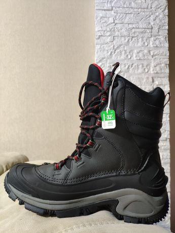 Columbia ботинки -32 рассчитанные размер 43