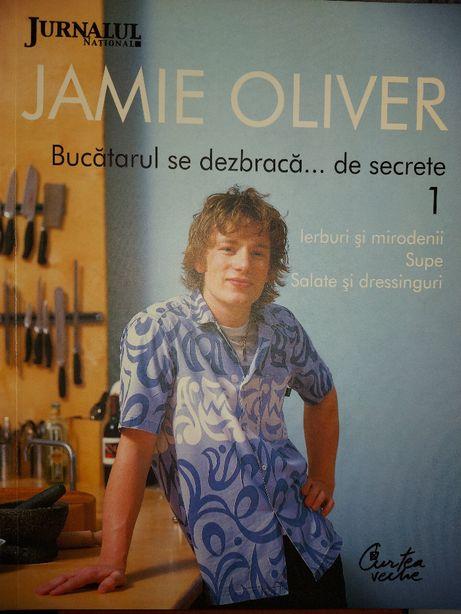 Colectie Jamie Oliver - Bucatarul se Dezbraca de Secrete
