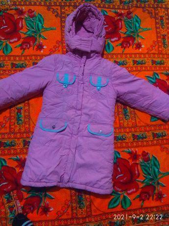 Продам куртку зимняя 4000тг